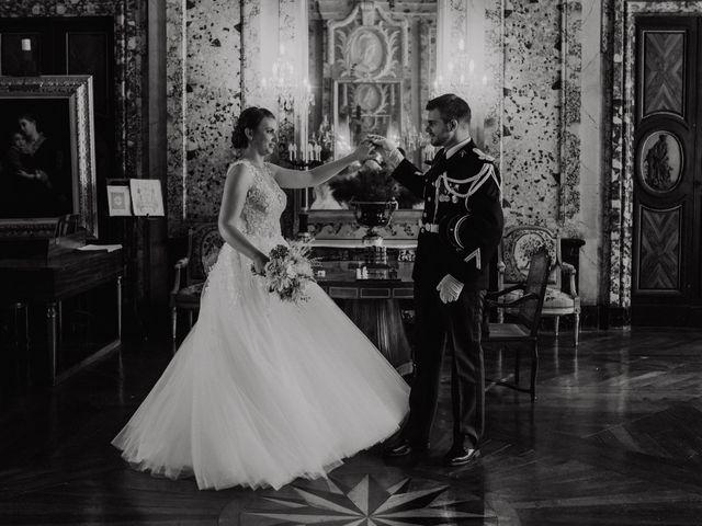 Le mariage de Alexian et Fanny à Arceau, Côte d'Or 54
