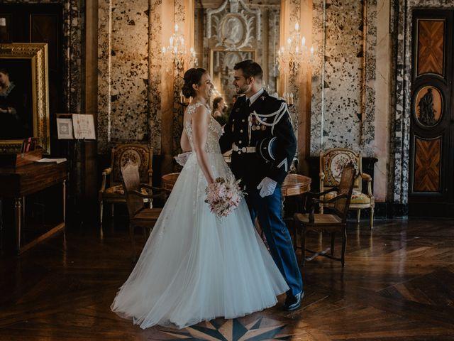 Le mariage de Alexian et Fanny à Arceau, Côte d'Or 55