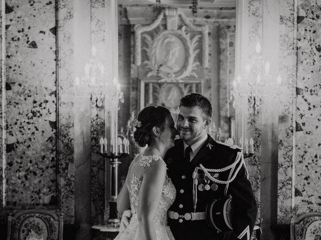 Le mariage de Alexian et Fanny à Arceau, Côte d'Or 56