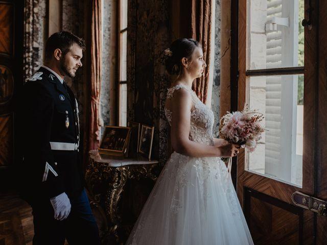 Le mariage de Alexian et Fanny à Arceau, Côte d'Or 57