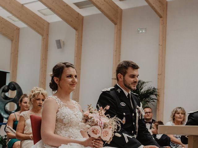 Le mariage de Alexian et Fanny à Arceau, Côte d'Or 61