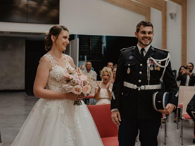 Le mariage de Alexian et Fanny à Arceau, Côte d'Or 62