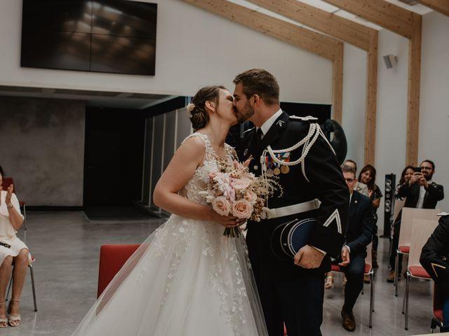 Le mariage de Alexian et Fanny à Arceau, Côte d'Or 63