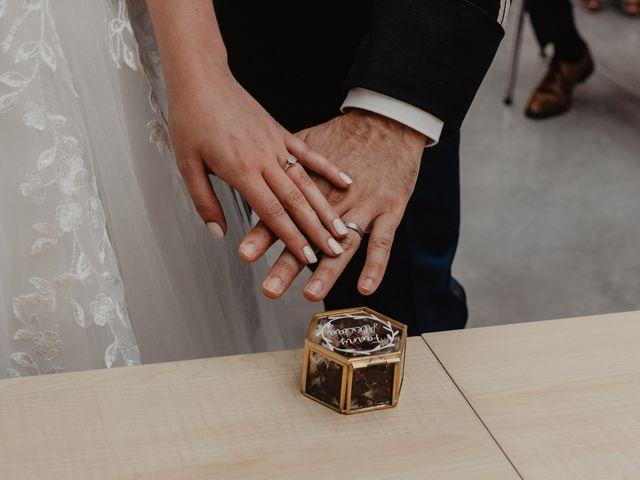 Le mariage de Alexian et Fanny à Arceau, Côte d'Or 64