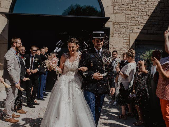 Le mariage de Alexian et Fanny à Arceau, Côte d'Or 67