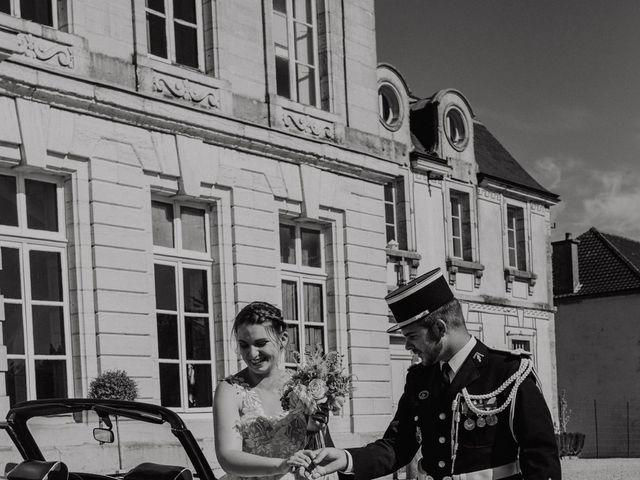 Le mariage de Alexian et Fanny à Arceau, Côte d'Or 70