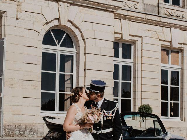 Le mariage de Alexian et Fanny à Arceau, Côte d'Or 71