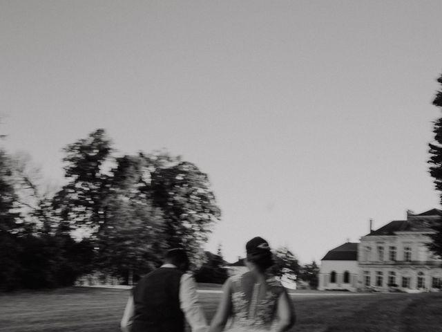 Le mariage de Alexian et Fanny à Arceau, Côte d'Or 85