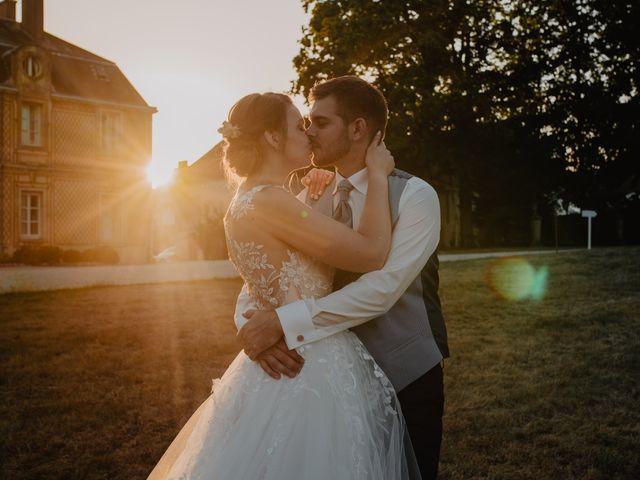 Le mariage de Alexian et Fanny à Arceau, Côte d'Or 86