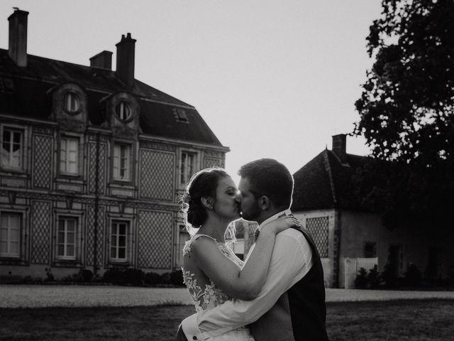 Le mariage de Alexian et Fanny à Arceau, Côte d'Or 87