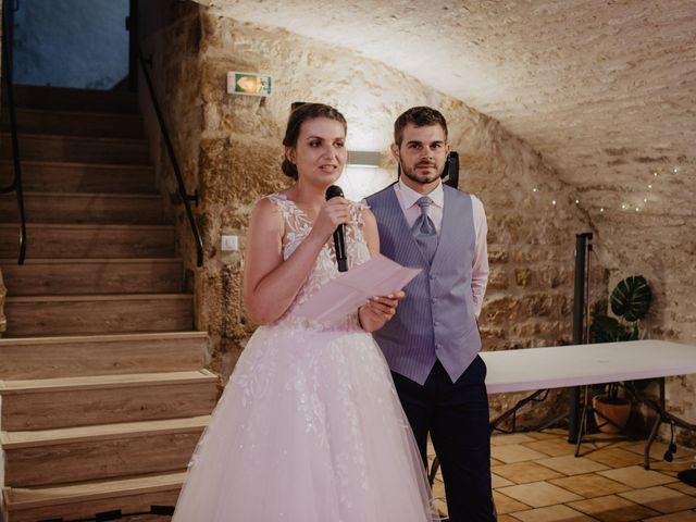 Le mariage de Alexian et Fanny à Arceau, Côte d'Or 89