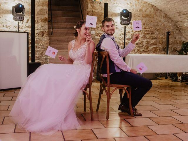 Le mariage de Alexian et Fanny à Arceau, Côte d'Or 94