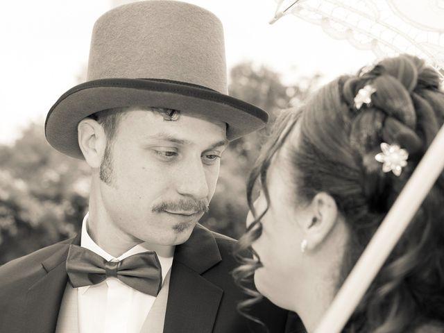 Le mariage de Romain et Elsa à Troyes, Aube 1