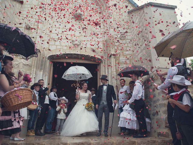 Le mariage de Romain et Elsa à Troyes, Aube 16