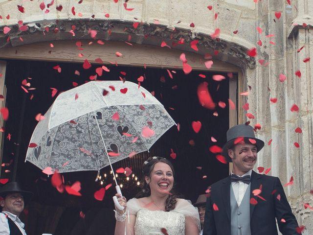 Le mariage de Romain et Elsa à Troyes, Aube 17