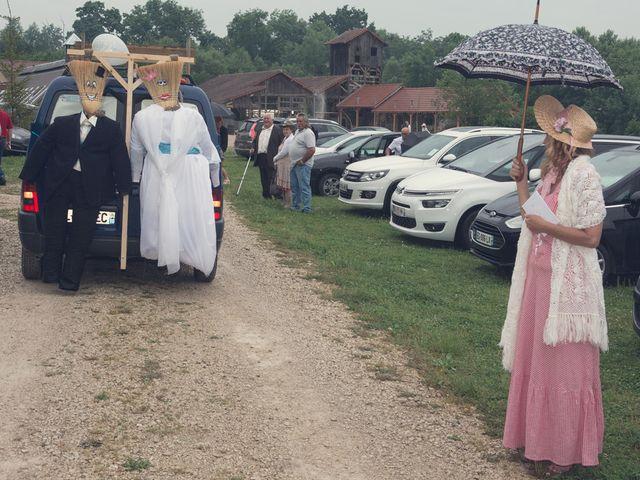 Le mariage de Romain et Elsa à Troyes, Aube 19