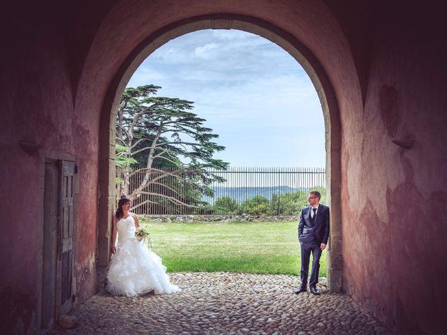 Le mariage de Nicolas et Alizée à La Tour-du-Pin, Isère 1