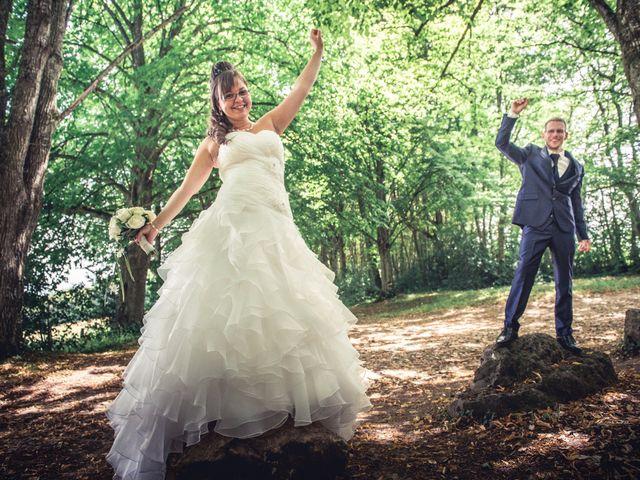 Le mariage de Nicolas et Alizée à La Tour-du-Pin, Isère 2
