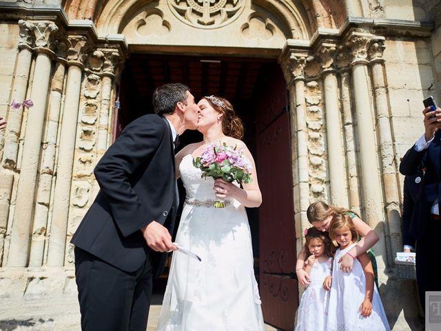 Le mariage de Sylvain et Marion à Antony, Hauts-de-Seine 95