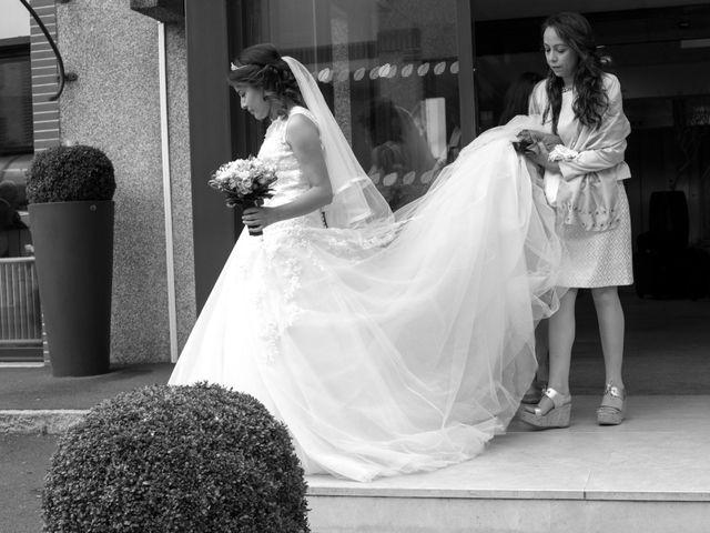 Le mariage de Sébastien et Meryem à Bagnoles-de-l'Orne, Orne 25