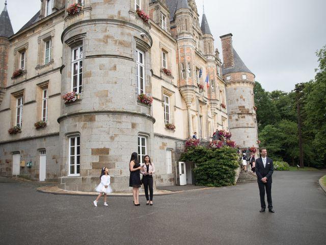 Le mariage de Sébastien et Meryem à Bagnoles-de-l'Orne, Orne 29