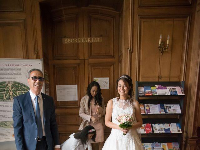 Le mariage de Sébastien et Meryem à Bagnoles-de-l'Orne, Orne 34