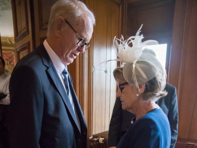 Le mariage de Sébastien et Meryem à Bagnoles-de-l'Orne, Orne 35