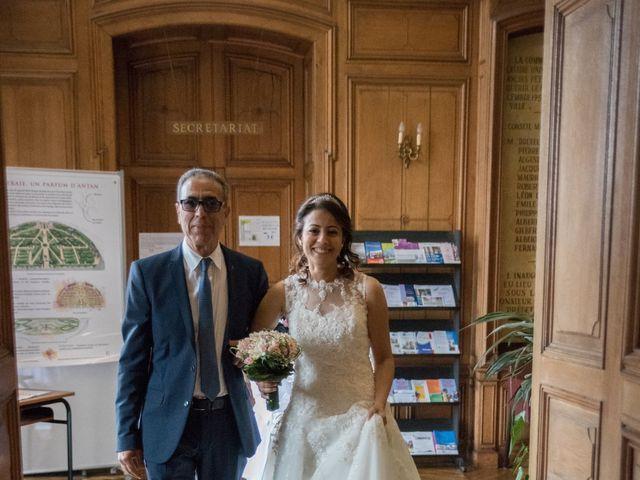 Le mariage de Sébastien et Meryem à Bagnoles-de-l'Orne, Orne 39