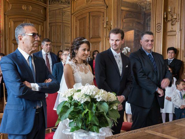 Le mariage de Sébastien et Meryem à Bagnoles-de-l'Orne, Orne 40