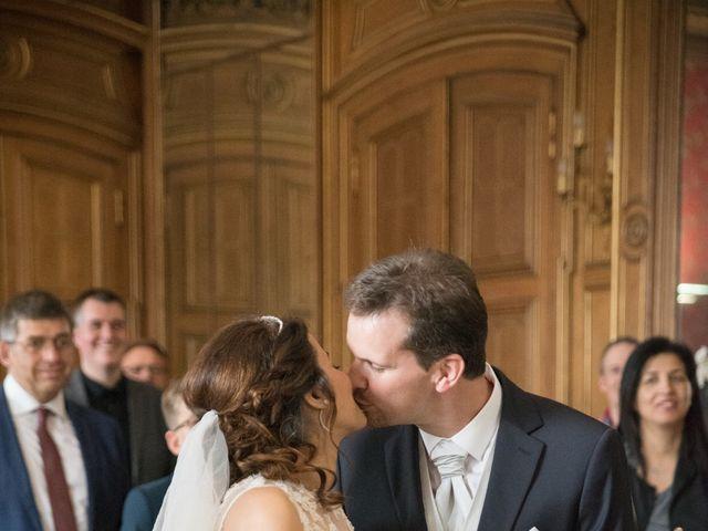 Le mariage de Sébastien et Meryem à Bagnoles-de-l'Orne, Orne 41