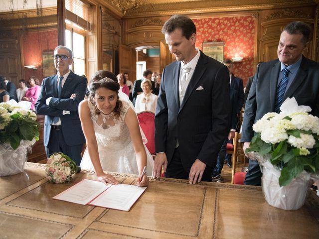 Le mariage de Sébastien et Meryem à Bagnoles-de-l'Orne, Orne 42