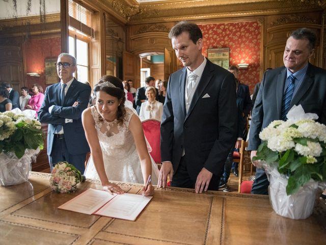 Le mariage de Sébastien et Meryem à Bagnoles-de-l'Orne, Orne 43