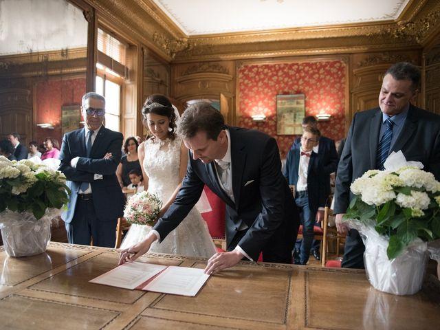 Le mariage de Sébastien et Meryem à Bagnoles-de-l'Orne, Orne 44