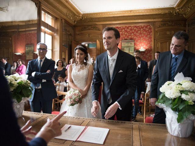 Le mariage de Sébastien et Meryem à Bagnoles-de-l'Orne, Orne 45