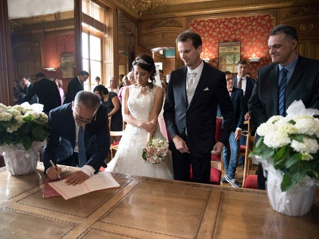 Le mariage de Sébastien et Meryem à Bagnoles-de-l'Orne, Orne 46