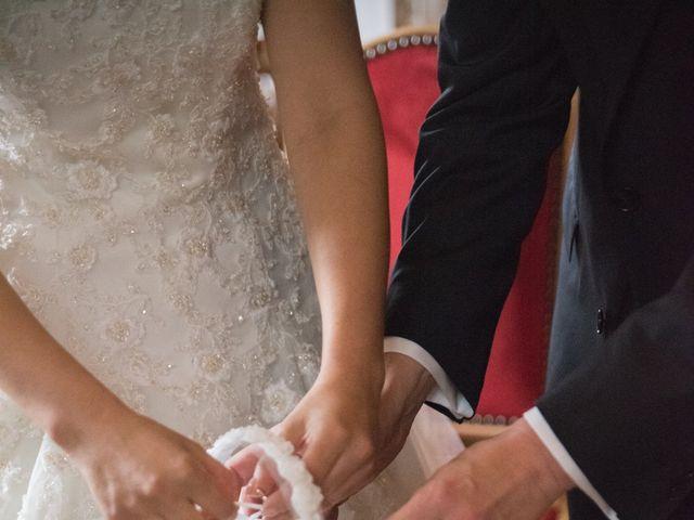 Le mariage de Sébastien et Meryem à Bagnoles-de-l'Orne, Orne 50