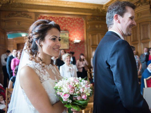 Le mariage de Sébastien et Meryem à Bagnoles-de-l'Orne, Orne 52