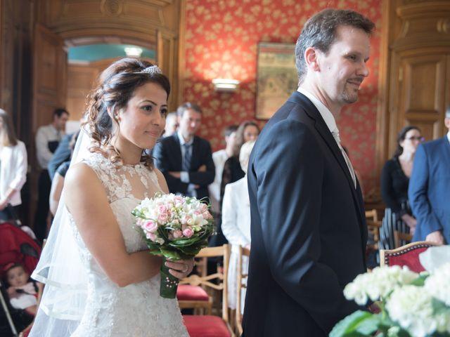 Le mariage de Sébastien et Meryem à Bagnoles-de-l'Orne, Orne 53