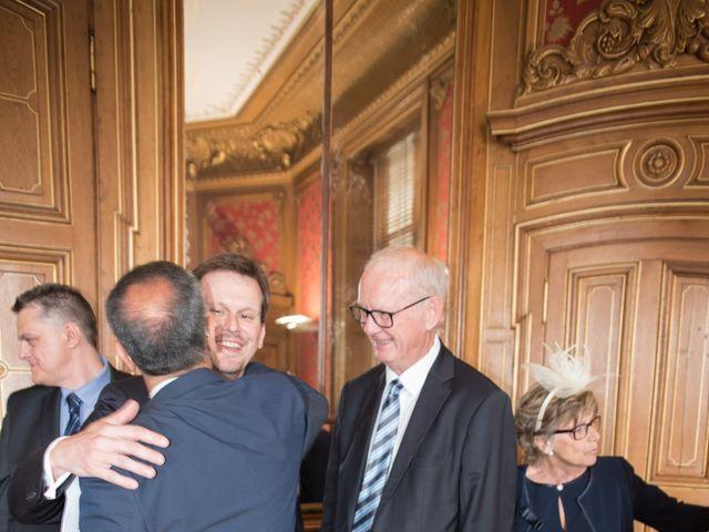 Le mariage de Sébastien et Meryem à Bagnoles-de-l'Orne, Orne 56