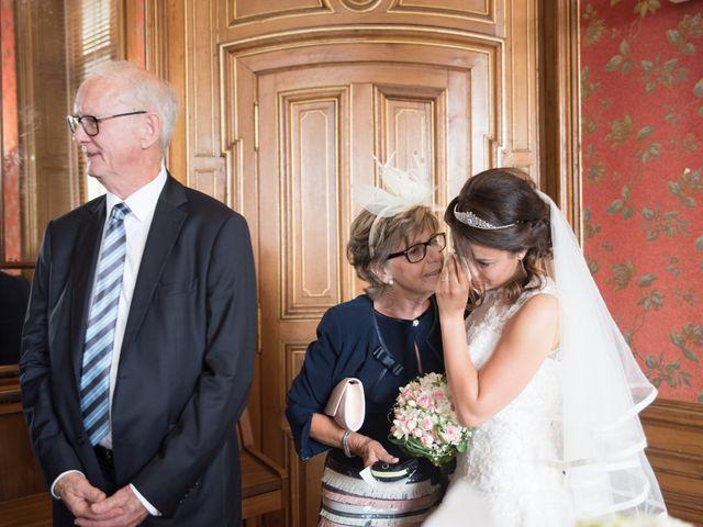 Le mariage de Sébastien et Meryem à Bagnoles-de-l'Orne, Orne 57
