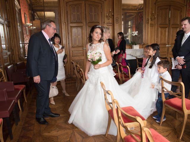 Le mariage de Sébastien et Meryem à Bagnoles-de-l'Orne, Orne 58