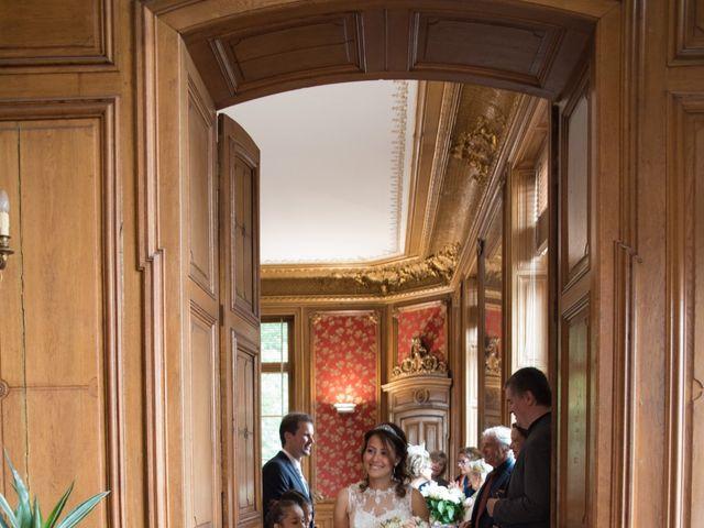 Le mariage de Sébastien et Meryem à Bagnoles-de-l'Orne, Orne 59