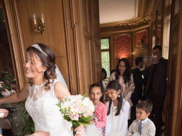 Le mariage de Sébastien et Meryem à Bagnoles-de-l'Orne, Orne 60