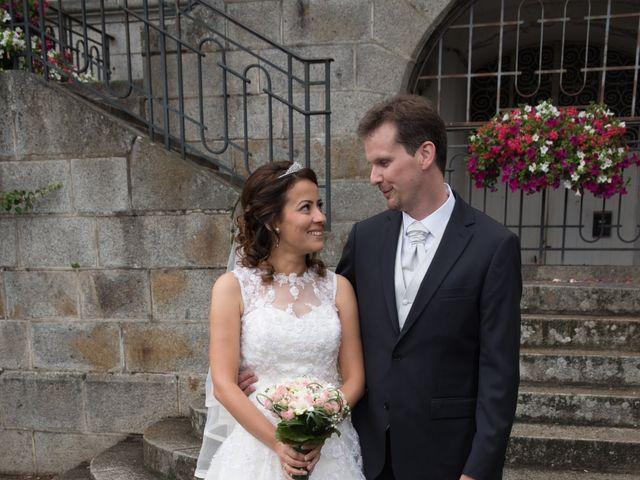 Le mariage de Sébastien et Meryem à Bagnoles-de-l'Orne, Orne 64