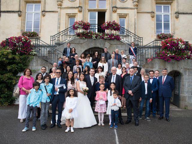 Le mariage de Sébastien et Meryem à Bagnoles-de-l'Orne, Orne 66