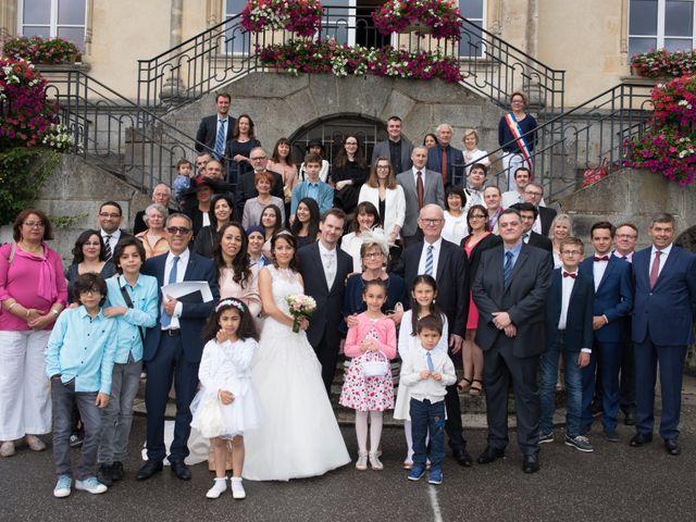 Le mariage de Sébastien et Meryem à Bagnoles-de-l'Orne, Orne 67