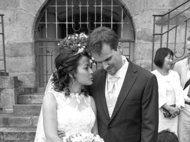 Le mariage de Sébastien et Meryem à Bagnoles-de-l'Orne, Orne 68