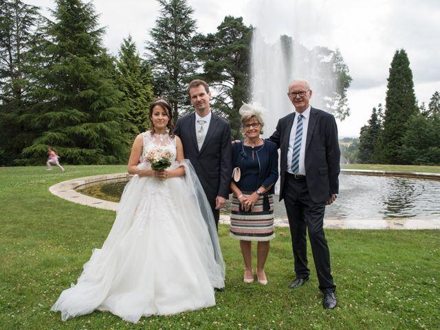 Le mariage de Sébastien et Meryem à Bagnoles-de-l'Orne, Orne 70