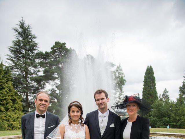 Le mariage de Sébastien et Meryem à Bagnoles-de-l'Orne, Orne 71