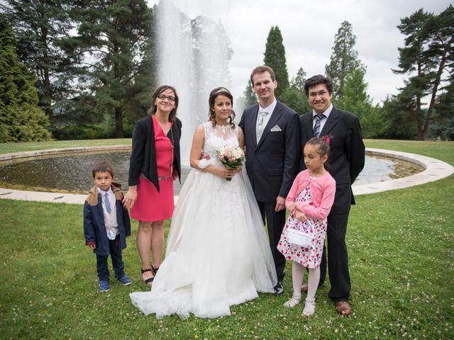 Le mariage de Sébastien et Meryem à Bagnoles-de-l'Orne, Orne 72